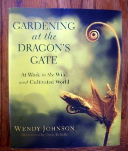 Inspiring writing by Wendy Johnson