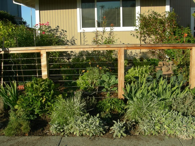 Edible Garden Ideas backyard edible garden idea Edible Front Yard