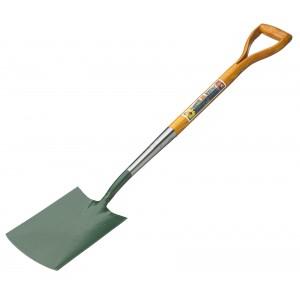 D handled spade