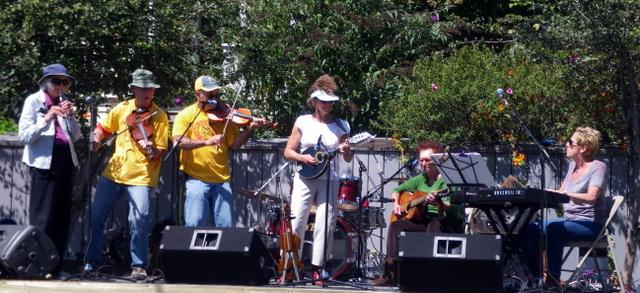 Bolinas, Ca - Labor Day Festival