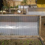 Incredible Raised Beds and  Cold Frame Together